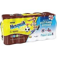 Nesquik Ready To Drink Milk, Chocolate, 8 oz, 10 Count by Nesquik