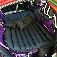 カーショックベッド車の旅行インフレータブルマットレスエアベッド背もたれキャンプリアシートSUV寝袋クッションオックスフォード布138 * 88 * 45センチメートル