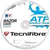 テクニファイバー(Tecnifibre) テニス ガット レーザーコード RAZOR CODE ロールタイプ 200m