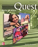 Quest Level 2 Reading and Writing Student Book