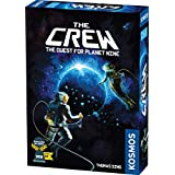 The Crew - Quest for Planet Nine | Card Game | Kennerspiel des Jahres Winner | Cooperative Space Adventure | 2 to 5 Players | Ages 10 and up | Trick-Taking | 50 Levels of Difficulty | Endless Replay