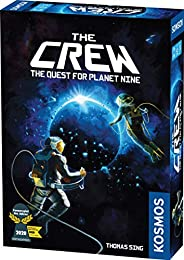 The Crew - Quest for Planet Nine | Card Game | Kennerspiel des Jahres Winner | Cooperative Space Adventure | 2