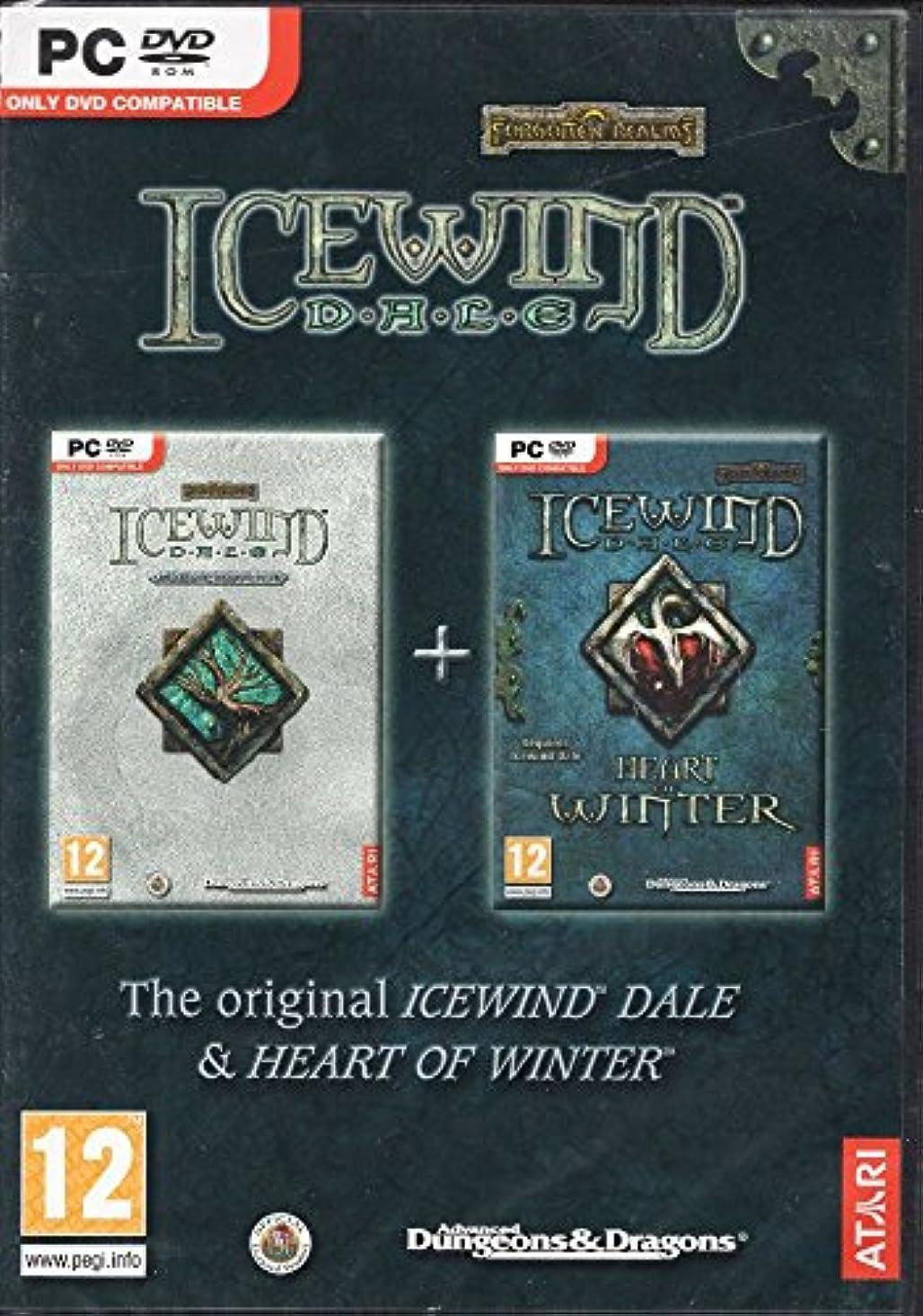 書士起こりやすいエスニックIcewind Dale/Heart of Winter Bundle (輸入版)