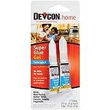 Devcon Super Glue Gel 2 Pack, 2 Grams Tube, (Single Unit) 29305