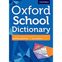 Oxford School Dictionary (Oxford Dictionary)