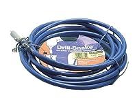 Gen. Wire SpringDS15Drill Snake Drain Auger-15' DRILL-SNAKE (並行輸入品)