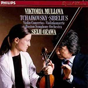 Tchaikovsky/Sibelius:Concertos