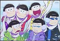 おそ松さん ピンナップポスター チョロ松 一松 カラ松 トド松 長男 十四松 六つ子アニメ