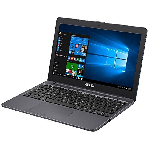 "ASUS VivoBook E203NA ノートPC(スターグレー/11.6""(1366x768)/N3350/2.4GHz/2MB/4G/64G EMMC/802.11ac/BT4.1/Win10 Home 64B)"