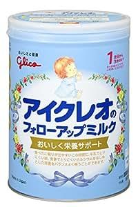 アイクレオのフォローアップミルク 820g [9か月]