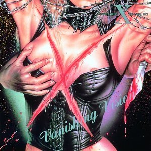 X JAPAN – Vanishing Vision [Vinyl to FLAC 24bit/192kHz]