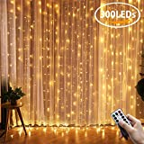 Kodi led イルミネーション ライト カーテン 電飾 クリスマス 窓 ベランダ 飾り USB給電式 IP65 防水 - Best Reviews Guide