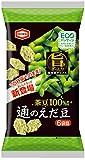 亀田製菓 通のえだ豆 70g パッケージリニューアル×12袋