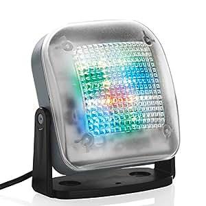 Hanwha 留守中にテレビの光を偽装する TV シミュレーター [空き巣対策][防犯ライト][防犯グッズ] TV-DUMMY01