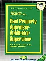 Real Property Appraiser-Arbitrator Supervisor