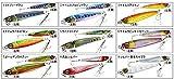 ハヤブサ(Hayabusa) メタルジグ ハイパー ぶっ飛び目立ち屋ジグ ジャックアイエース 30g FS415 6.ケイムラピンキーセクシー