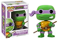 "Donatello: ~3.7"" Funko POP! TMNT Vinyl Figure by Teenage Mutant Ninja Turtles [並行輸入品]"