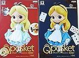 ふしぎの国のアリス Qposket Q posket Disney Characters