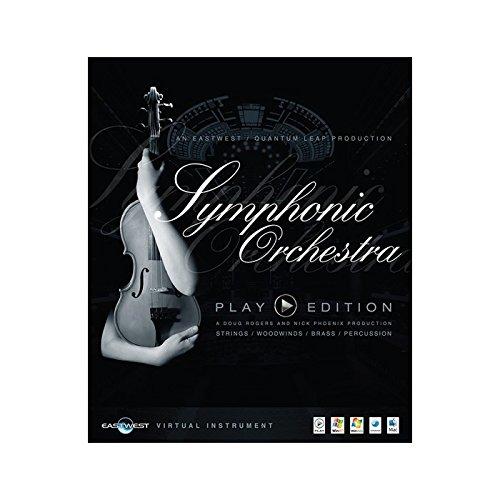 【国内正規品】EASTWEST Symphonic Orchestra Gold Complete (シリアルナンバーのみ簡易パッケージ)