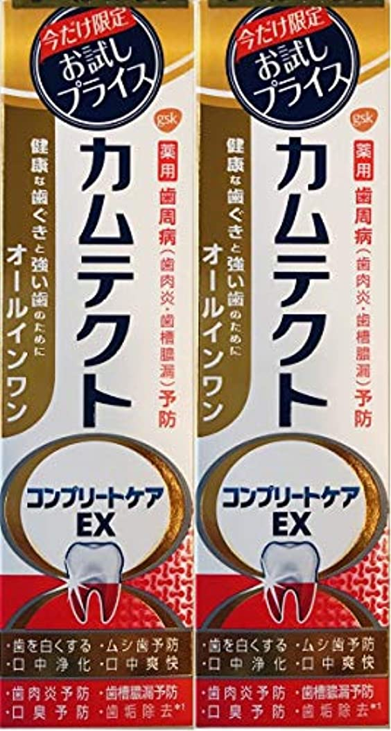 【まとめ買い2個】カムテクトコンプリートケアEX