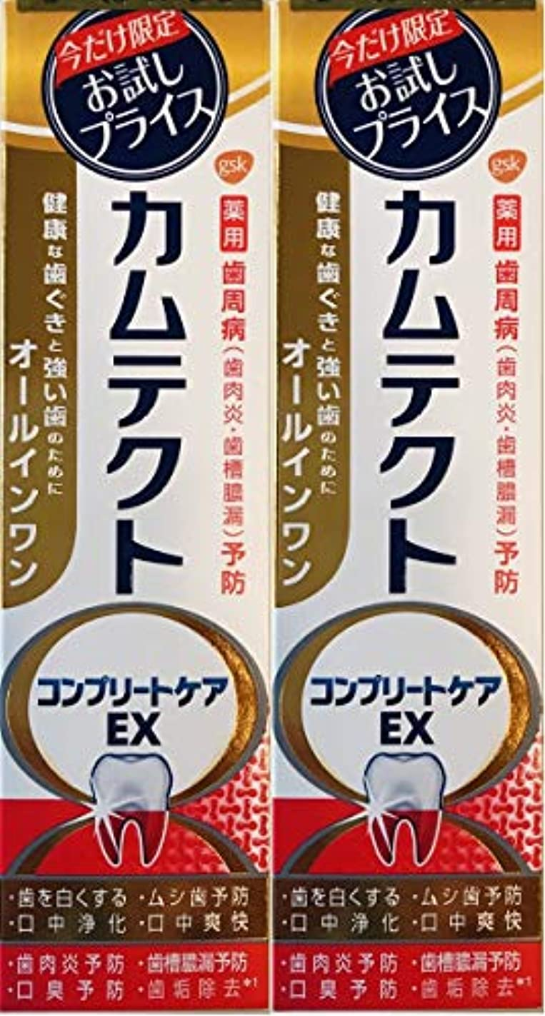 セント分離代名詞【まとめ買い2個】カムテクトコンプリートケアEX