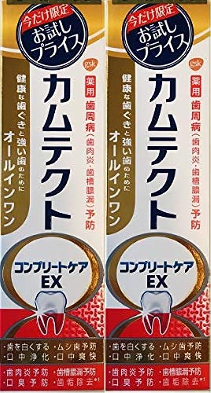 バーゲン確かめる小道具【まとめ買い2個】カムテクトコンプリートケアEX