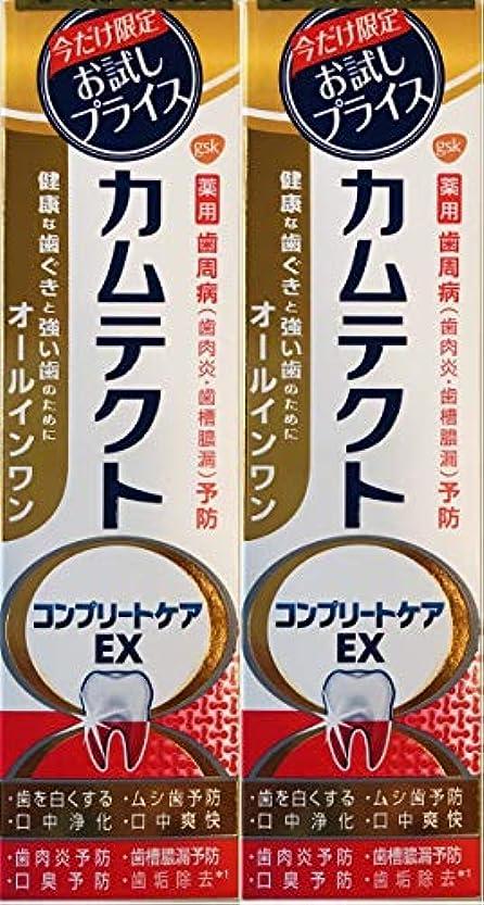 砂中国血まみれ【まとめ買い2個】カムテクトコンプリートケアEX