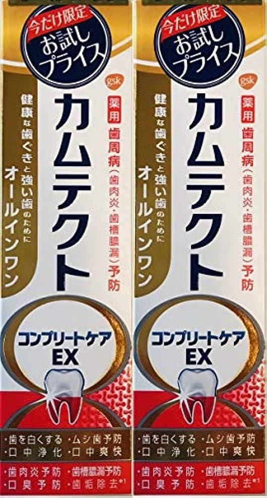 中央値のヒープ写真【まとめ買い2個】カムテクトコンプリートケアEX