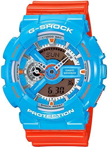 [カシオ] 腕時計 ジーショック GA-110NC-2AJF オレンジ