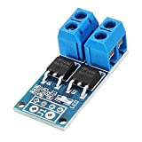 ランフィーMOSトリガスイッチドライバモジュールFET PWMレギュレータ高電力電子スイッチ制御ボード