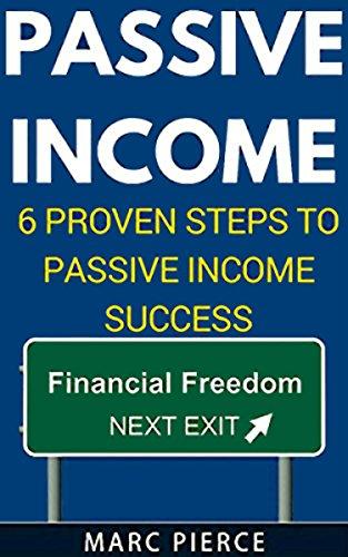 Passive Income: 6 Proven Steps To Passive Income Success (Passive Income Online, Niche Websites, Make Money On the Internet) (English Edition)