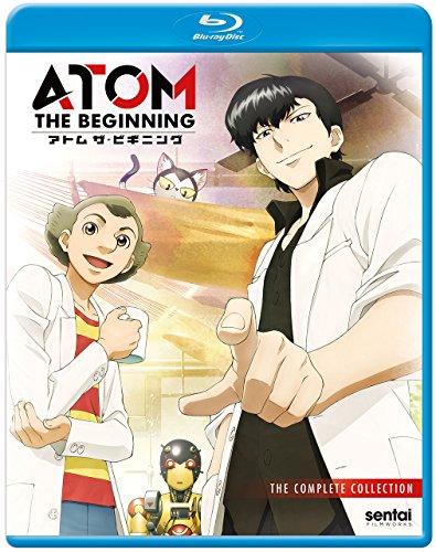 ATOM THE BEGINNING Blu-Ray(アトム ザ・ビギニング 全12話)