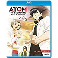ATOM THE BEGINNING Blu-Ray
