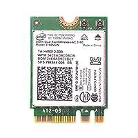 HP純正 784644-001/005 Intel Dual Band Wireless-AC 3160 433Mbps 802.11ac + Bluetooth 4.0 M.2 無線LANカード 3160NGW for HP EliteBook 740/750/840/850 G2 / HP ZBook 14 G2 / HP ZBook 15u G2
