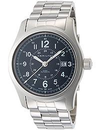 [ハミルトン]HAMILTON 腕時計 カーキフィールド オート 42mm 機械式自動巻 H70605143 メンズ 【正規輸入品】
