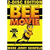 Bee Movie (Jerry's Two-Disc Special Edition) [DVD]