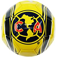 Club America Soccer Ball-Home (Silver, 5)