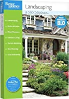 Better Homes and Gardens Landscaping and Deck Designer 8.0 [OLD VERSION] [並行輸入品]