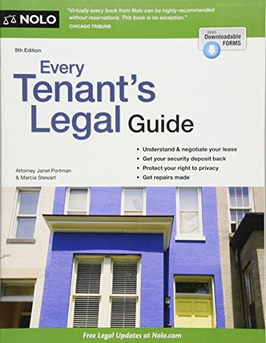 Download Every Tenant's Legal Guide 1413321364