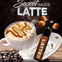 U.S.A産 電子タバコ用リキッド Secret Sauce (Salted Caramel Latte) 60ml
