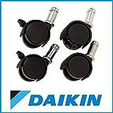 ダイキン(DAIKIN) 空気清浄機専用キャスター TCK70P/TCK55P/ACK70P/ACK55P対応 KKS029A4
