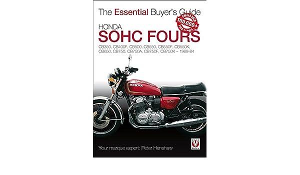 No 131 736cc 69-79 Honda CB750 sohc Fours Owners Workshop Manual