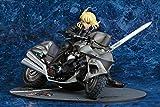 Fate/Zero セイバー&セイバー・モータード・キュイラッシェ 1/8スケール PVC製 塗装済み完成品フィギュア_04