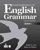 Fundamentals of English Grammar (4E) Split Edition Student Book A with CD (Azar-Hagen Grammar Series)