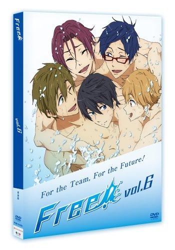 Free! 6 [DVD]の詳細を見る