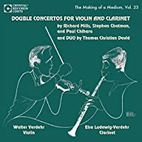 Double Concertos For Violin & Clarinet