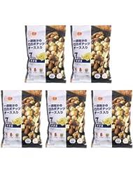 デルタ ロカボナッツ チーズ入り 23g×7袋入【5個セット】