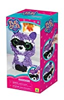 Orb Factory 73374 Raccoon Plush craft Fabric Fun 3D Kit, Multicolor by The Orb Factory