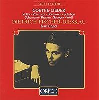 Goethe: Lieder - ゲーテの詩による歌曲集 [Import]