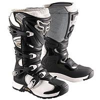Fox フォックス Comp 5 Womens Boots オフロードブーツ 2013モデル ブラック/ホワイト 10(26cm)